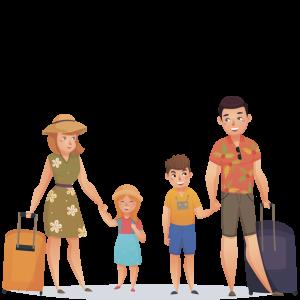 Путешествуй всей семьей