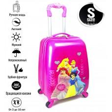 Детский чемодан 4 принцессы 7378