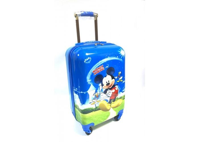 Детский чемодан Mickey и друзья