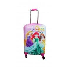 Детский чемодан 5 принцесс