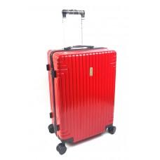 """Пластиковый чемодан """"Красный"""""""