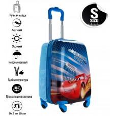 Детский чемодан Тачки