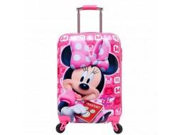 """Чемодан детский """"Minnie Mouse"""" 7223-2"""