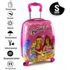 Детский чемодан Barbie-2