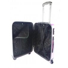 Пластиковый чемодан Рифленый