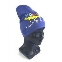 Детская шапка AMONG US