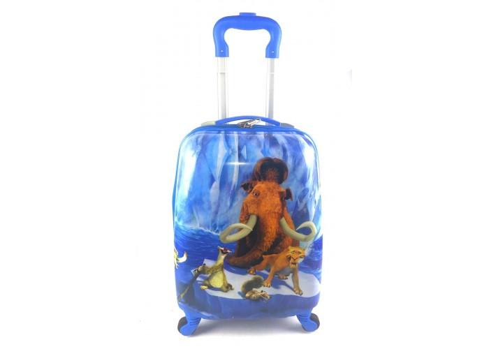 """Детский чемодан """"Ледниковый приод"""""""