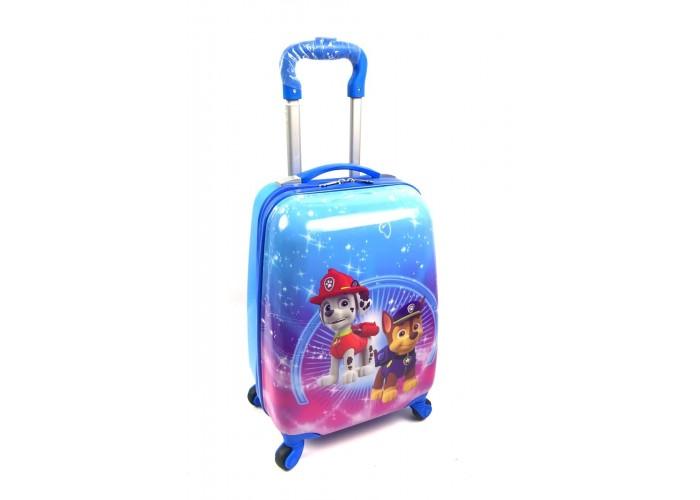 Детский чемодан Щенячий патруль