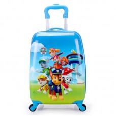 Детский чемодан Щенячий патруль 2