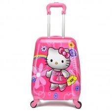 Детский чемодан Hello Kitty Сумка