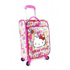 Детский чемодан Hello Kitty