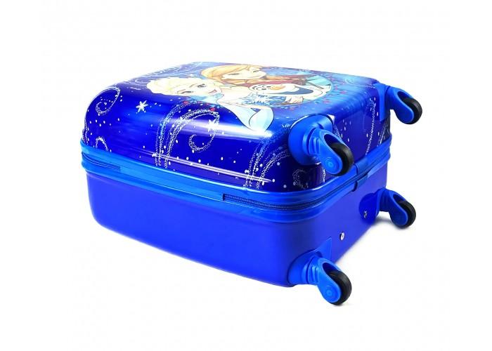 Детский чемодан Холодное сердце 3