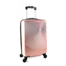 Пластикоый чемодан